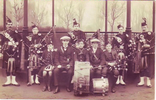 Vale of Leven & District Pipe Band