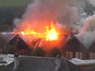 Bonhill School Fire
