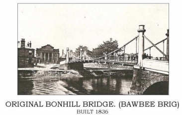 Original Bonhill Bridge