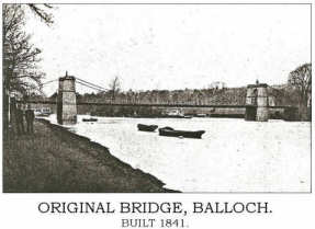 Original Balloch Bridge