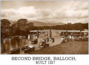 Second Balloch Bridge