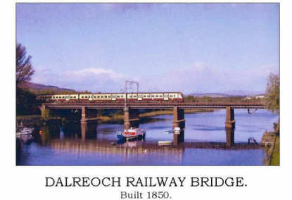 Dalreoch Railway Bridge