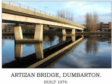 Artizan Bridge Dumbarton