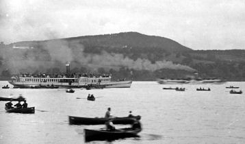 Loch Lomond regatta