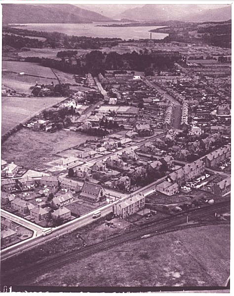 Aerial images of the Vale of Leven 02