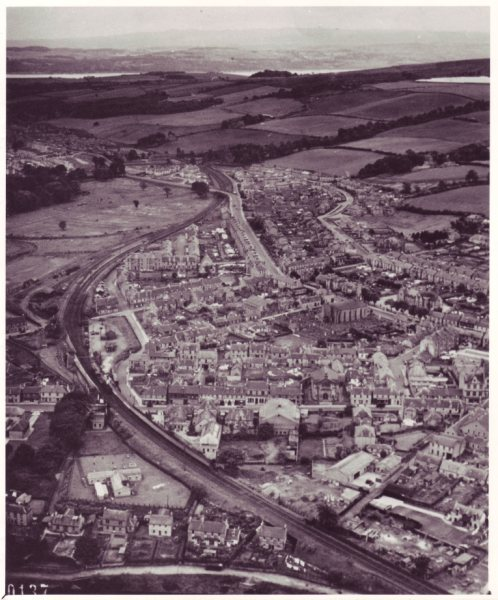 Aerial images of the Vale of Leven 04