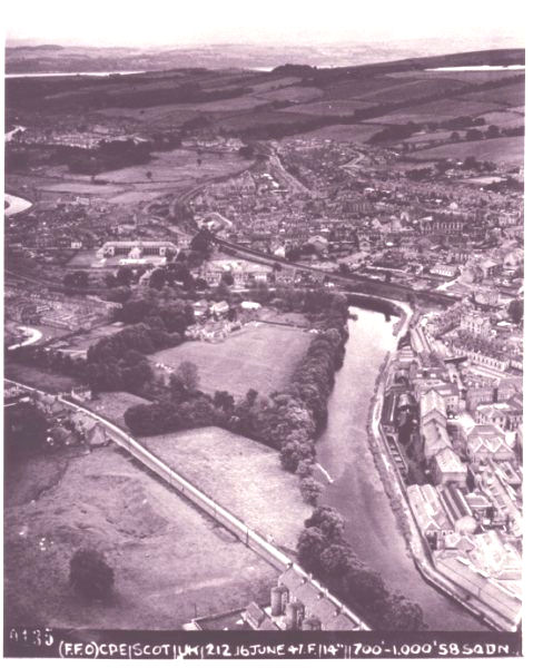 Aerial images of the Vale of Leven 07