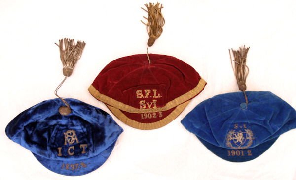 Scottish Football International Caps