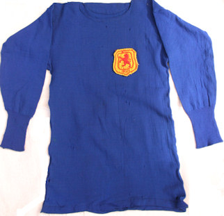 Scottish International Football Jersey