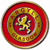 argyll car badge