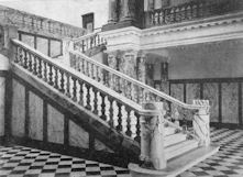 Argyll works marble staircase