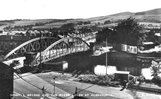 Bonhill Bridge 1950's
