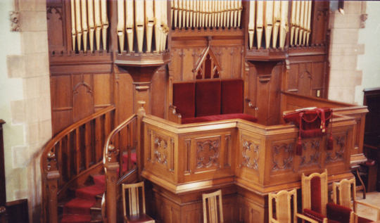 Bridge Street Church Organ
