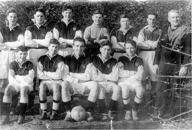 Jamestown BBs Football team 1947