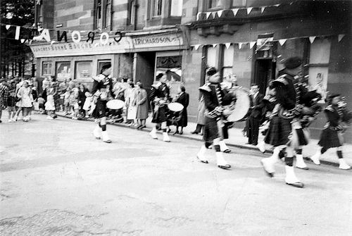 Renton Pipe Band