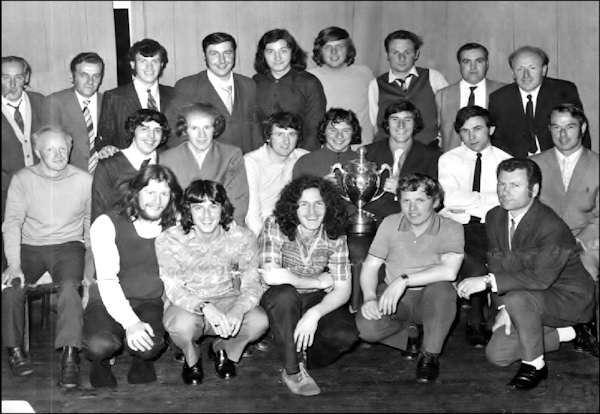 Jamestown Amateurs 1972