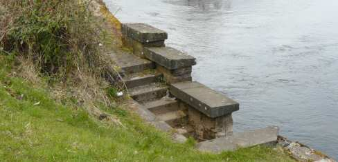 Leven Ferry Steps