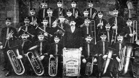 Jamestown and Vale of Leven Brass Band