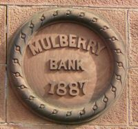 Mulberry bank Alexandria