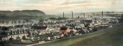 Renton with Dye Works from Carman Hill