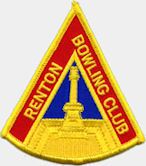 Rentobn Bowling Club Badge