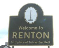 Tobias Smollett in Renton