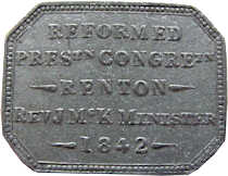 Renton Communion Token