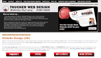 Website Design Sponsors Image