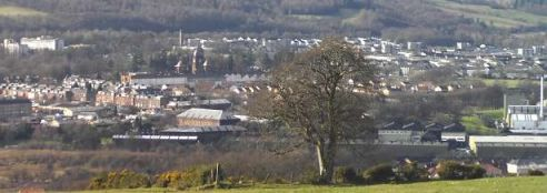 Vale of Leven from Golf Course