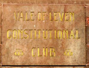 Vale of Leven constitutional Club