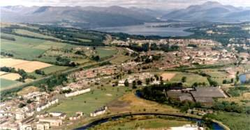 Aerial images of the Vale of Leven 15