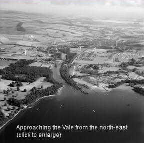 Vale of Leven aerial