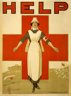 ww1 red cross